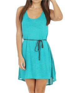 Element Reverie Dress Teal
