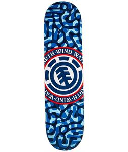 Element Seal Braincells Twig Skateboard Deck