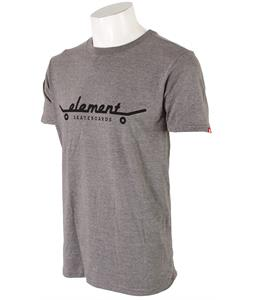 Element Skate Script T-Shirt