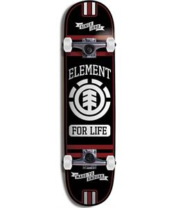 Element Stripes Skateboard Complete 7.75 x 31.25in