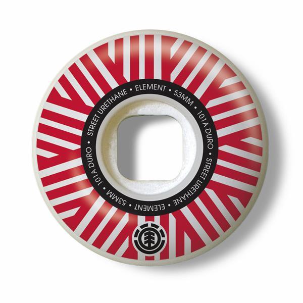 Element Sun 101A Skateboard Wheels