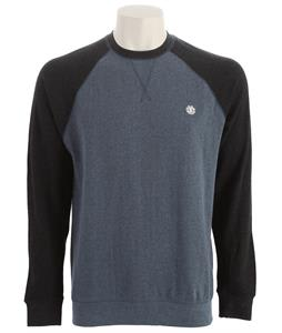 Element Vermont Crew Sweatshirt Dark Charcoal