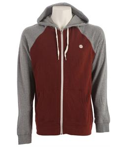 Element Vermont Zip Hoodie Grey Heather