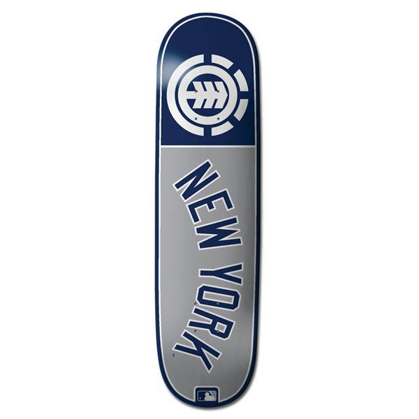 Element Yankees Club Skateboard Deck
