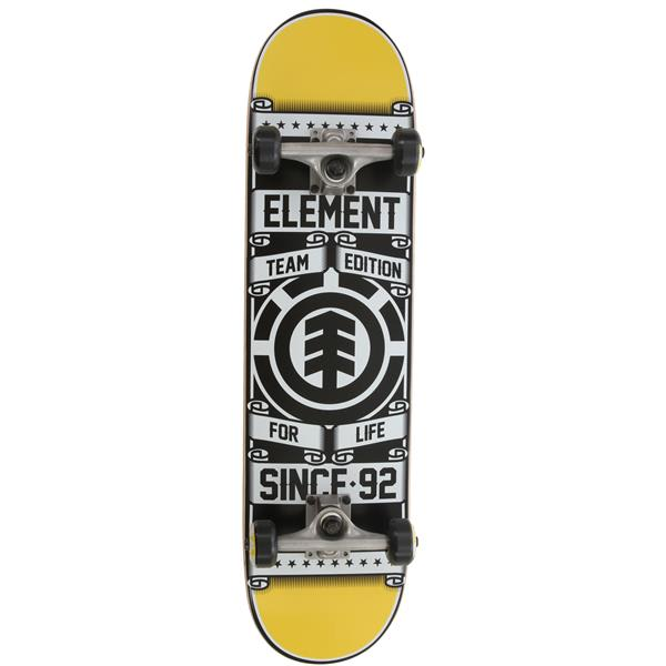 Element Rolled Banners Skateboard Complete