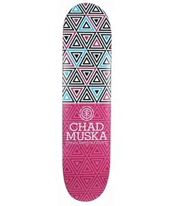 Element Muska Triad Skateboard Deck