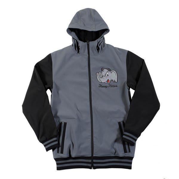 Neff Elephante Softshell Snowboard Jacket