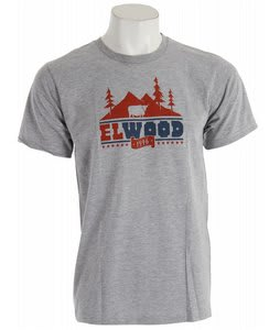 Elwood Big Country T-Shirt Heather Grey