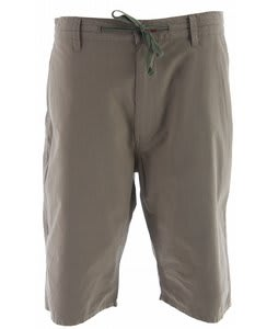 Elwood Idealist Shorts Olive