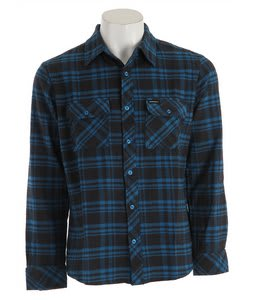 Elwood OG Flannel Shirt Blue