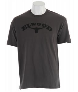 Elwood Old West T-Shirt Charcoal