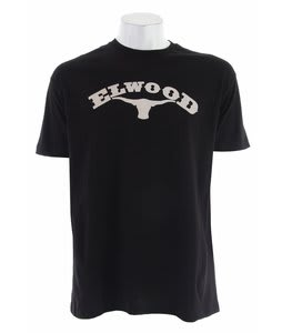Elwood Old West T-Shirt Black