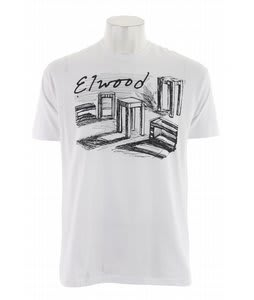 Elwood Pops T-Shirt White
