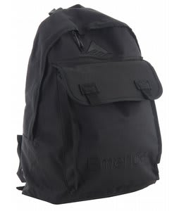 Emerica Alamo Backpack Black