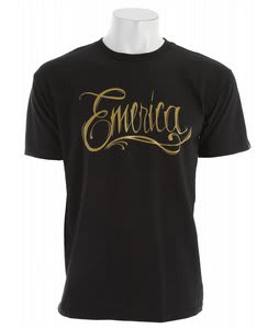 Emerica Familia T-Shirt Black