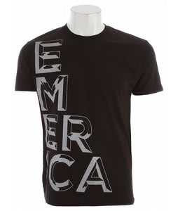 Emerica Guilded T-Shirt Black