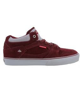 Emerica Hsu Shoes Maroon