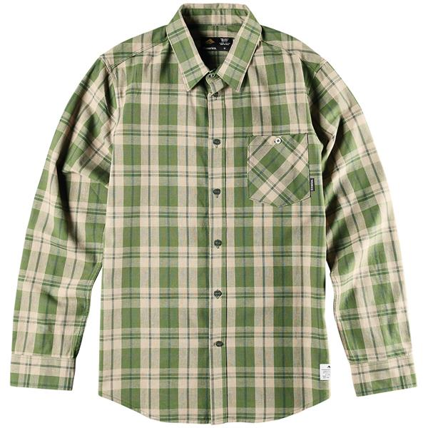 Emerica Hsu Tradecraft Flannel