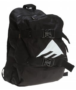 Emerica Invincible Backpack Black/White