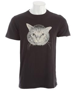 Emerica My Other Cat T-Shirt Black