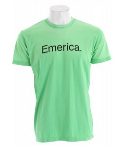 Emerica Pure 7.0 T-Shirt Lime