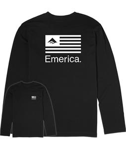 Emerica Pure Flag L/S T-Shirt