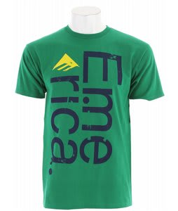 Emerica Sideways T-Shirt Green