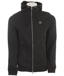 Emerica Standard Issue Zip 2.0 Hoodie Black