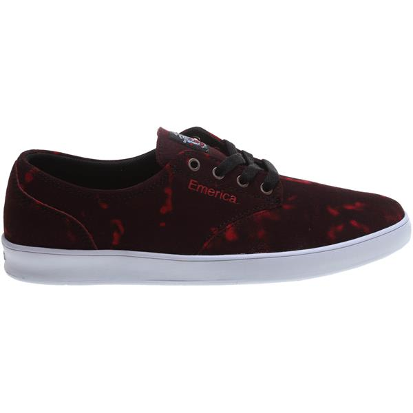 Emerica The Romero Laced X Toy Machine Skate Shoes