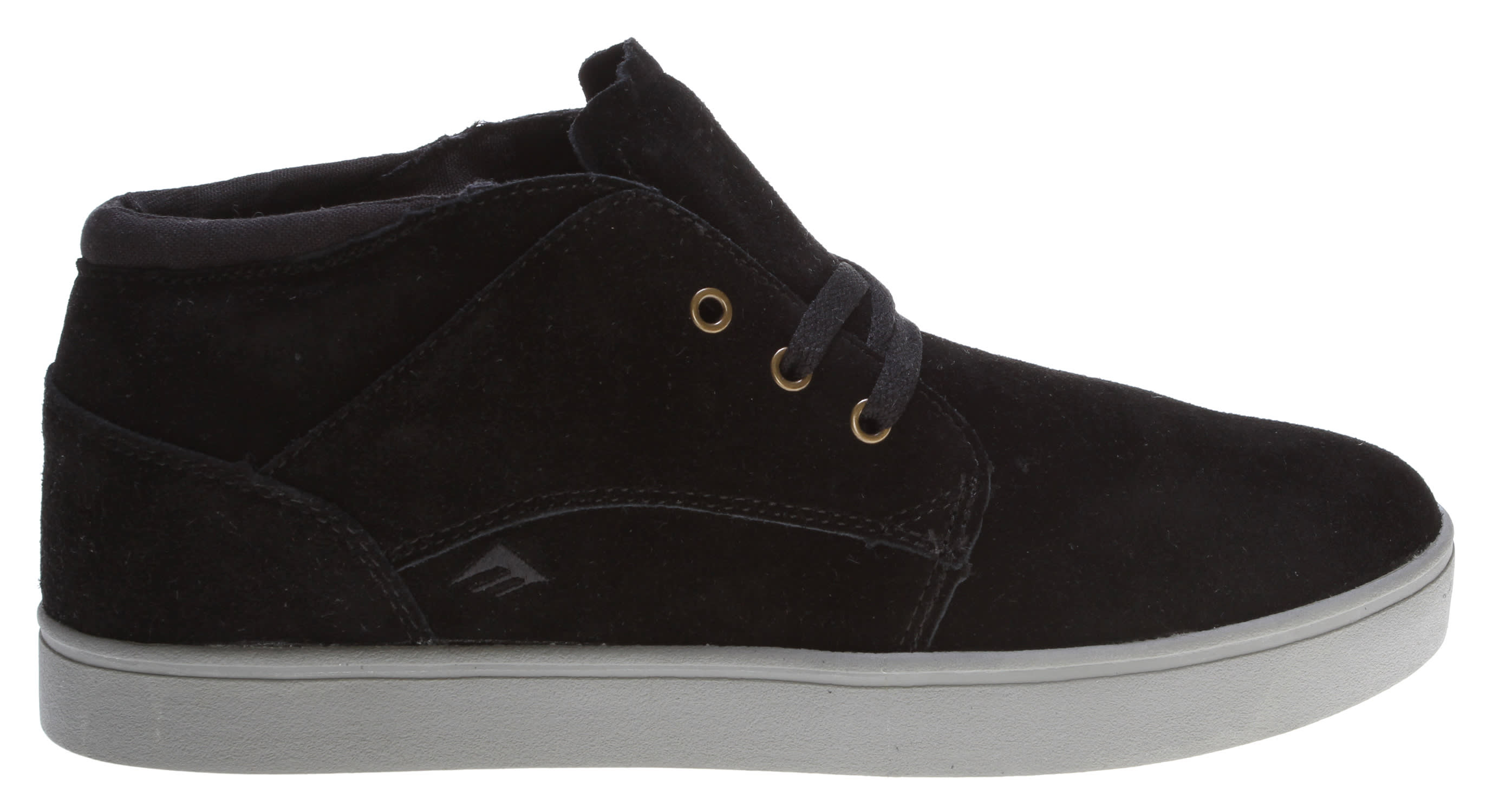Shop for Emerica The Situation Skate Shoes Black/Grey - Men's