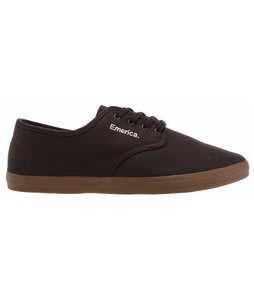 Emerica The Wino Shoes Brown/Beige/Gum