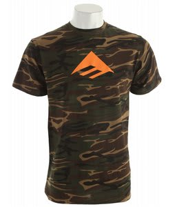 Emerica Triangle 7.0 T-Shirt Camo
