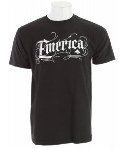 Emerica Triumph T-Shirt Black
