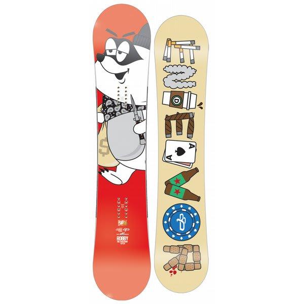 Endeavor Color Snowboard
