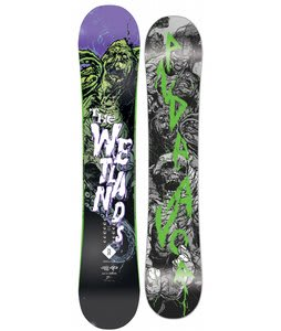 Endeavor Guerrilla Snowboard