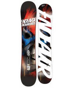 Endeavor Live Reverse Snowboard 151