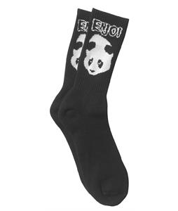 Enjoi American Socko Socks Black