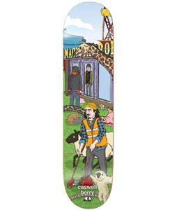 Enjoi Berry Carnival R7 Skateboard Berry 8.0 x 31.6in