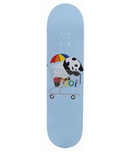 Enjoi Best Sellers R7 Skateboard Blue
