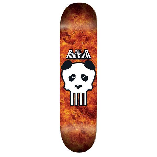 Enjoi Clark Skull R7 Skateboard