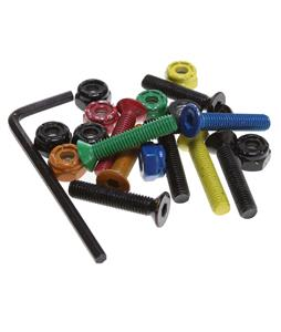 Enjoi Little Buddies Allen Skateboard Hardware Assorted 1in