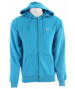 Enjoi Enjoizy Custom Fleece Hoodie Turquoise