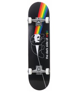 Enjoi Floyd Skateboard Complete Black