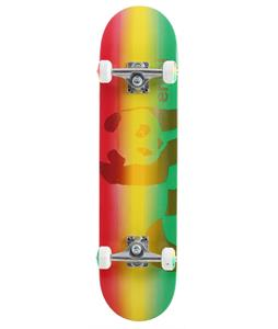 Enjoi Horizon Skateboard Complete Rasta