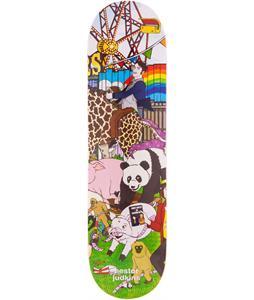 Enjoi Judkins Carnival R7 Skateboard Deck