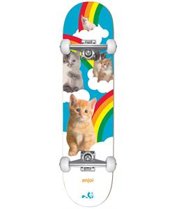 Enjoi Kitten Dreams Skateboard Complete