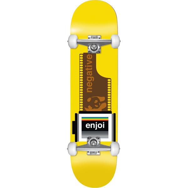 Enjoi Negative Skateboard Complete
