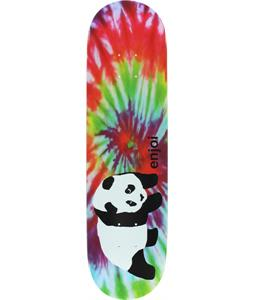 Enjoi Original Panda Skateboard Deck
