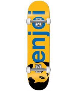 Enjoi Panda Head Large Skateboard Complete