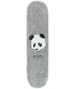 Enjoi Panda Maze Skateboard Deck